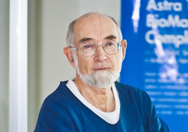 Prof. MUDr. Peter Strmeň, CSc.