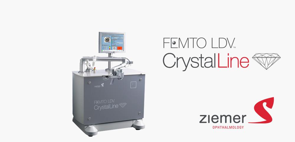 Femto LDV Crystal Line